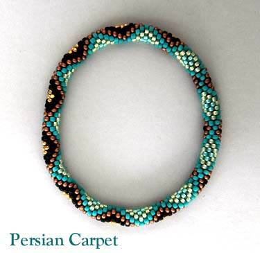 Beaded Crochet : Bead Crochet Bracelets