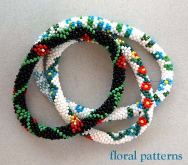 Crochet Patterns With Beads : Crochet Bracelet Beads - All For Crochet
